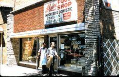 Alpine Food Shop 1974 by eppllocalhistory, via Flickr