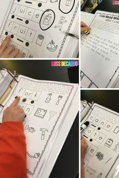 Reading Intervention - Long Vowels, Diphthongs, R-Controlled Vowels, Fluency