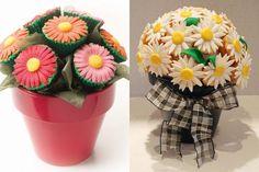 Bouquet Cupcakes For Serious Cupcake Connoisseurs