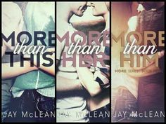 Modern Day Dawson's Creek - More Than This series   11 HOT Romance Books That Should Be Turned Into Movies Or Cable Shows NOW