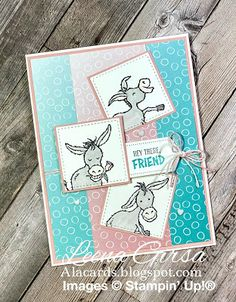 Hand Made Greeting Cards, Making Greeting Cards, Mini Albums, Poinsettia Cards, Stamping Up Cards, Animal Cards, Cards For Friends, Card Sketches, Cool Cards