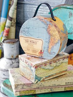 HomeStyle - 10 brilliant things to make with maps