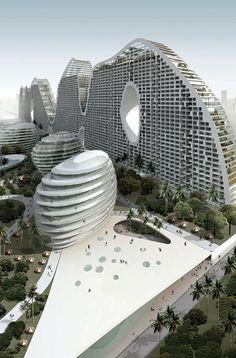 Amazing building in Beijing, china.  #travel #amazingplaces #beijing