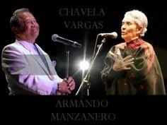 ▶ CHAVELA VARGAS & ARMANDO MANZANERO   Encadenados - YouTube