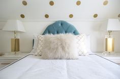 Modern Bedroom by Lindye Galloway Design