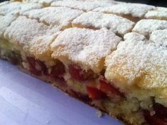 Hungarian Recipes, Hungarian Food, Izu, Apple Pie, Sandwiches, Food And Drink, Baking, Sweet, Pastries