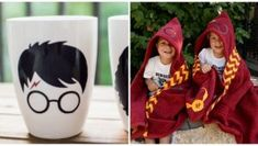 27 Magical DIY Crafts for All Harry Potter Fans - Although the last Harry Potter movie came out in the hype surrounding the young wizard is still here (especially since J. Rowling is writing new novels). Harry Potter is definitely in the same ranks …
