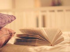 stuck in a book