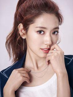 Park Shin-hye elegant in Agatha Paris photoshoot
