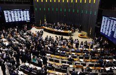 Parlamentares recebem aposentadoria entre R$ 7.242,16 e R$ 33,7 mil