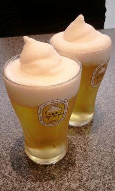 キリン一番搾りフローズン生ビール
