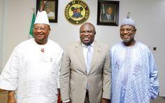 9JABREEZELAND: Revisit special status for Lagos, Ambode begs Sena...