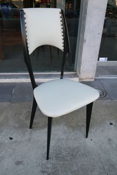 1stdibs - Set of Ten Italian Dining Chairs 3
