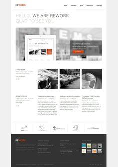 Orange color in web design