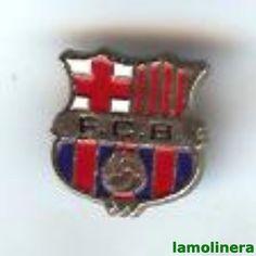 14-Pin Futbol Club Barcelona Escudo