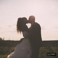 Gabriele & Esther  #wedding #fossano #albertogagnafotografo #wedding dress #romantic #langhe #sunset