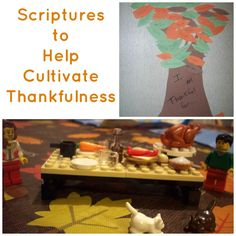 Scriptures to Help Cultivate Thankfulness! | Tales of a Homeschool Family