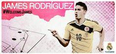 SCRIVOQUANDOVOGLIO: CALCIOMERCATO:JAMES RODRIGUEZ E' DEL REAL MADRID P...