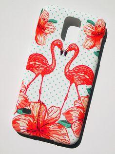 flamingo by maw スマホケース 対応6機種(iPhone/アンドロイド機種)|iPhoneケース・カバー|NUMBER INFINITE|ハンドメイド通販・販売のCreema
