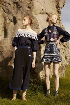 Peter Pilotto Resort 2016 Fashion Show: Complete Collection - Style.com