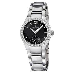 Szwajcarski zegarek marki Candino. Model C4537/2 to zegarek przeznaczony dla kobiet ceniących nowoczesną klasykę i elegancję. Wewnątrz znajduje się bardzo dokładny mechanizm kwarcowy. #candino #zegarek #zegarki #timetrend