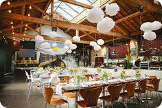 6 St Chads Place urban restaurant wedding venue in Kings Cross