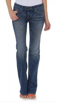 01c190486e0 BIG STAR DENIM JEANS Size 27 L Women's Vintage REMY LOW RISE Boot #BigStar # BootCut