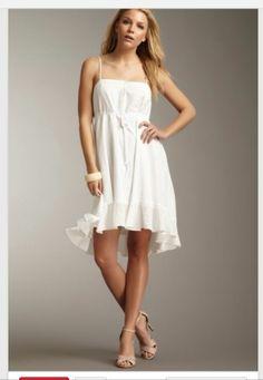 Elizabeth & James Gauze Summer Dress NWT- Orig. $365 BRAND NEW!!!