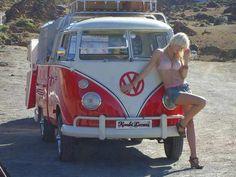 Cars girly 2019 23 The awesome Nostalgia of Volkswagen - vintagetopia Vw Camper Bus, Volkswagen Bus, Volkswagen Transporter, Vw Caravan, Vw T1, Campers, Ferdinand Porsche, Kombi Hippie, Sexy Autos
