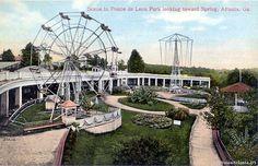 Ponce de Leon Park (Atlanta History)