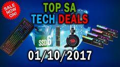 Top SA Tech Deals Of The Week - 23/01/2017