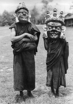 Tibet Expedition 1938 Part 1