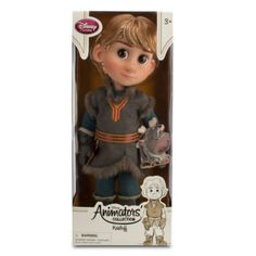 Kristoff From Frozen Animator Doll
