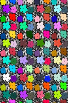 Small Flowers wallpaper from flavor paper
