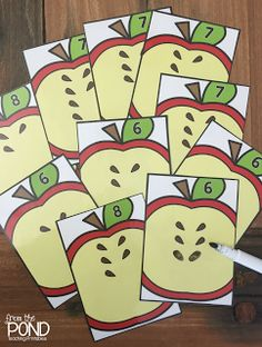 Draw More Apple Seeds