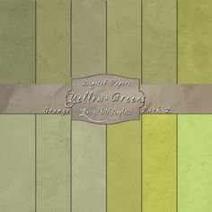 Almond Brown digital paper pack created using a grunge effect.  $3.95  #digital paper, #grunge, #texture, #download, #yellow, #green, #scrapbooking, #background, #card making