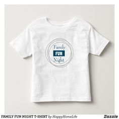 FAMILY FUN NIGHT T-SHIRT. A great idea for family night!!! See various sizes for the whole family! DAILY DEALS! #familynight #familynighttshirt #familyfunnight #familyfunkidstshirt Big Sister T Shirt, Big Sister Gifts, Family Fun Night, Consumer Products, Little Sisters, Cotton Tee, Gifts For Kids, Brother, Mens Tops