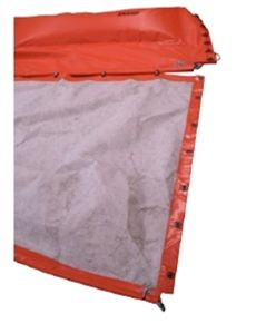 BARRERA ANTITURBIDEZ. BC650HDS/BC900HDS. Barreras con cortinas de geotextil filtrante.