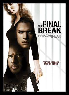 Quadro Poster Series Prison Break 7 - Decor10