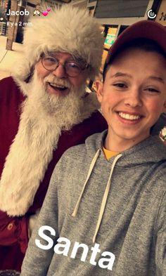 Santa found my wish!