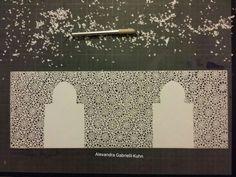 Alexandra Gabrielli-Kuhn hand papercut