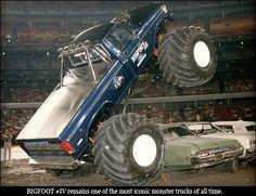 bigfoot king of monster trucks