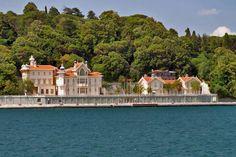 The former Huber mansion in Tarabya Republic Of Turkey, Magic City, Casablanca, Istanbul, 19th Century, Egypt, Art Nouveau, Restoration, Mansions