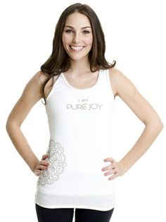 The wife LOVER tank top from our friends at AZIAM.