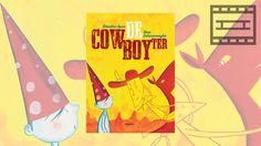 De Cowboyter is een verrassend en grappig verhaal over een kabouter die liever een cowboy wil zijn. Dit Prentenboek met prachtige illustraties van Tom Schoonooghe is geschreven door Dimitri Leue. Dit filmpje geeft een korte impressie van het begin van het boek.