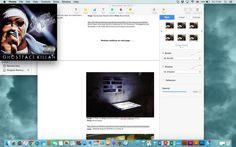 BasementArtsPro @BasementArtsPro  Jan 29 #TonyStark #IronMan #GhostfaceKillah as a #BasementFM soundtrack by which to finish work on the newsletter
