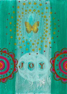 Joy, by Faith Evans-Sills