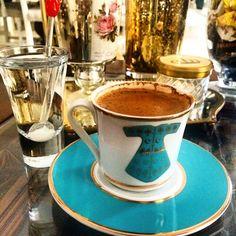 ✿༻ Türk kahvesi(Turkish coffee).