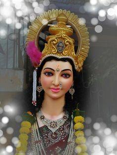 Durga face....