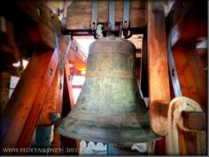 """Dentro al campanile della Cattedrale, il """"Giorgione"""" , Ferrara, Emilia Romagna, Italia - Inside the bell tower of the Cathedral,  """" the Giorgione"""", Ferrara, Emilia Romagna, Italy - Property and copyrights of FEdetails.net"""